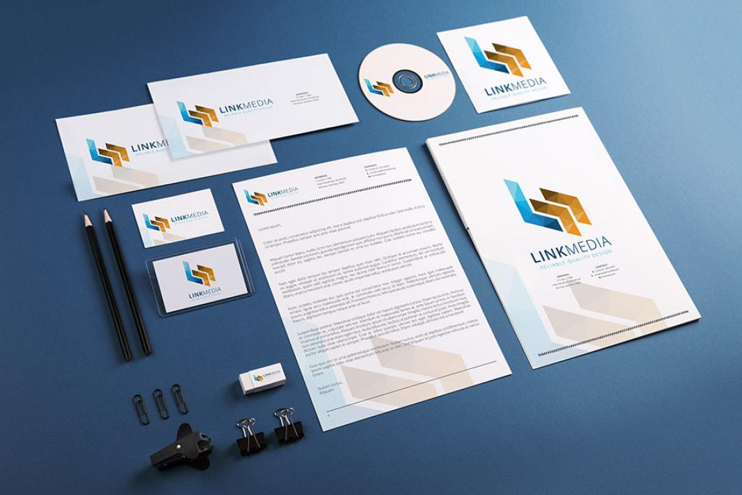 Corporate Identity Design (Excluding Brand Design)