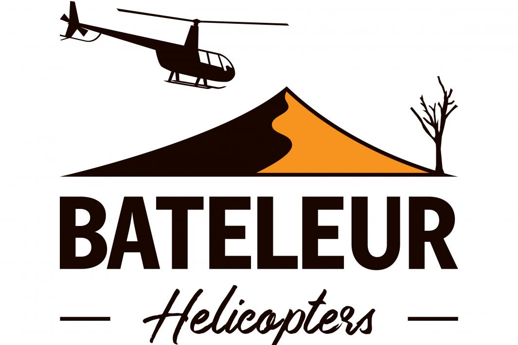 Bateleur Helicopters Logo
